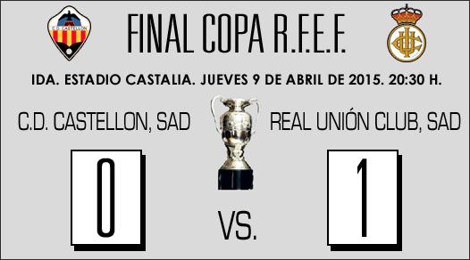 Final Copa RFEF Ida