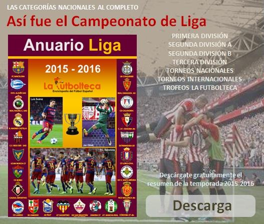 anuncio Anuario Liga LaFutbolteca 2016