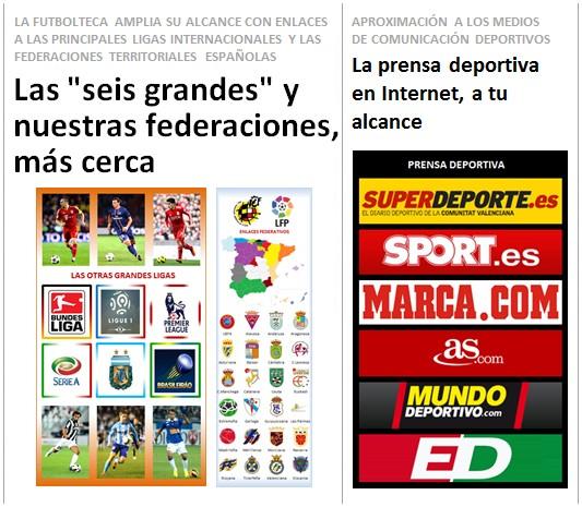 anuncio Enlaces Futbol