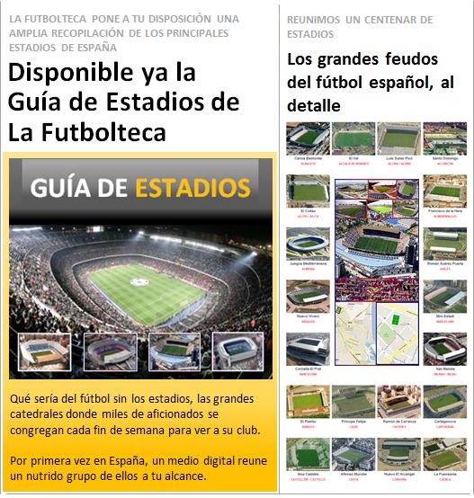 anuncio Guia de Estadios