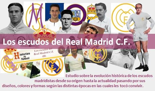 anuncio Los escudos del Real Madrid CF