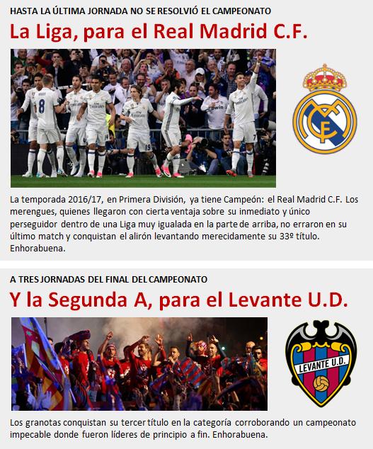 noticia Campeones Liga 2016-2017