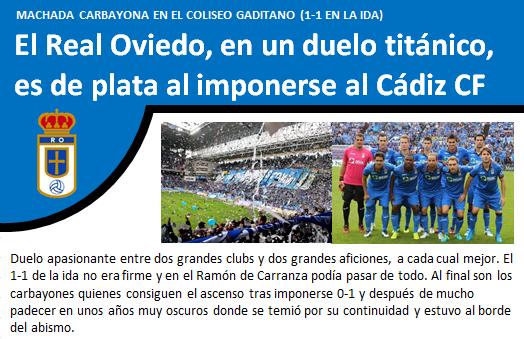 Real Oviedo es de plata