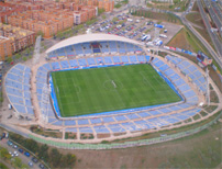 estadio Getafe CF