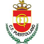 escudo CF Puertollano
