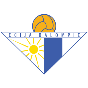 Escudo Écija Balompié, S.A.D.