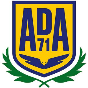 Escudo A.D. Alcorcón, S.A.D.