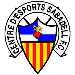 Escudo C.E. Sabadell F.C., S.A.D.