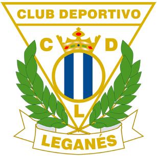 Escudo C.D. Leganés, S.A.D.