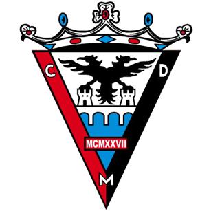 Escudo C.D. Mirandés, S.A.D.