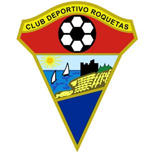 Escudo C.D. Roquetas