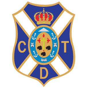 Escudo C.D. Tenerife, S.A.D. B