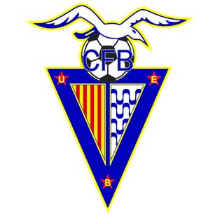 Escudo C.F. Badalona