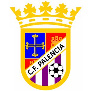 Escudo C.F. Palencia