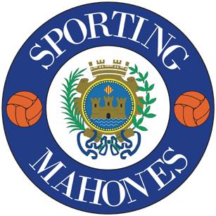 Escudo C.F. Sporting Mahonés