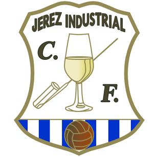 Escudo Jerez Industrial C.F.