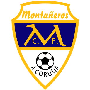 Escudo Montañeros C.F. Banco Gallego