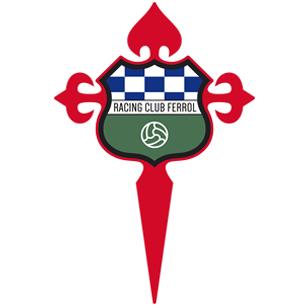 Escudo Racing C. de Ferrol, S.A.D.