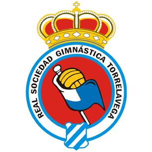 Escudo R.S. Gimnástica de Torrelavega