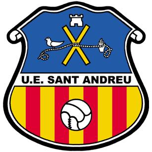 Escudo U.E. Sant Andreu, S.A.D.