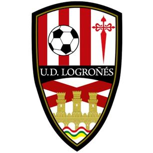 Escudo U.D. Logroñés, S.A.D.