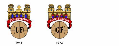 escudos Pontevedra CF