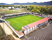 estadio CD Mirandes