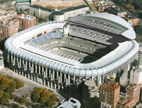estadio Real Madrid CF