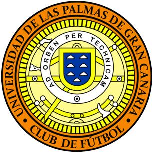 escudo Universidad Las Palmas Gran Canaria CF