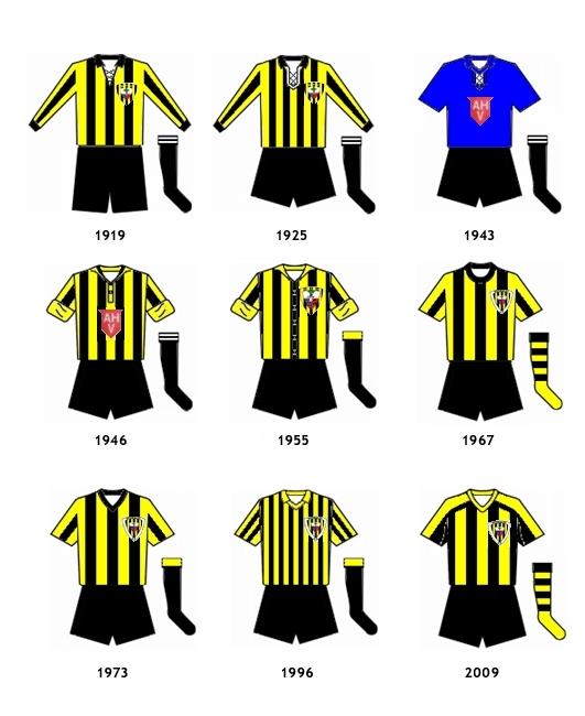 uniformes Barakaldo CF