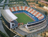 estadio Club Atletico Madrid