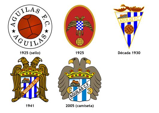 escudos Aguilas CF