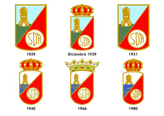 escudos RSD Alcala