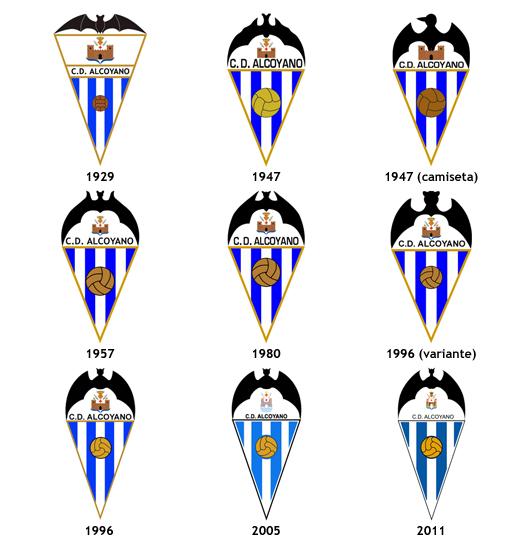 escudos CD Alcoyano