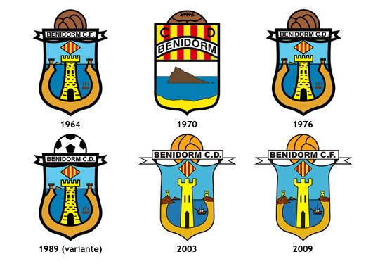 escudos Benidorm CF