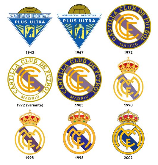 escudos Real Madrid Castilla