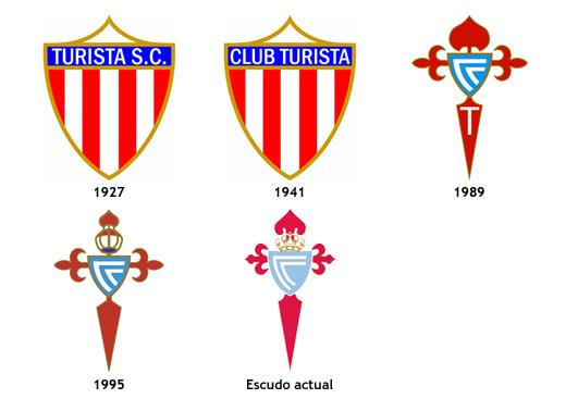 escudos RC Celta Vigo B