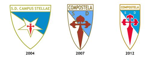 escudos SD Compostela