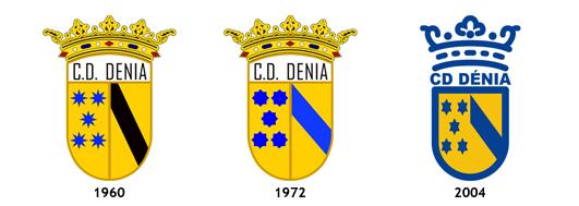 escudos CD Denia