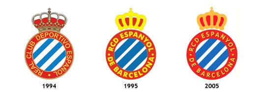 escudos RCD Espanyol Barcelona B