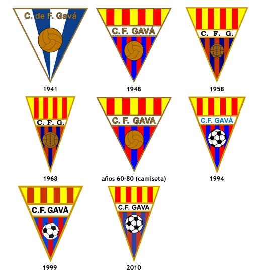 escudos CF Gava