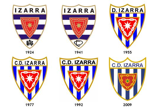 escudos CD Izarra Estella