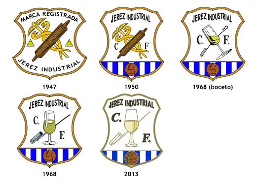 escudos Jerez Industrial CF