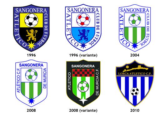 escudos Lorca Atletico CF