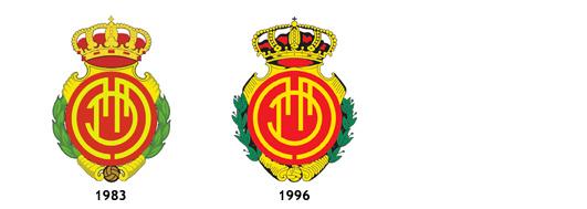 escudos RCD Mallorca B