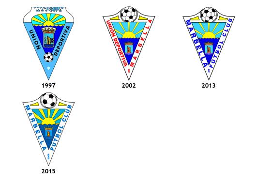 escudos Marbella FC