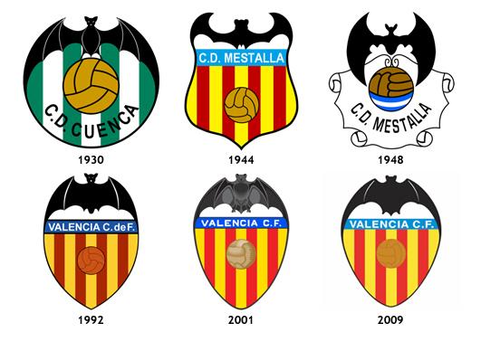 escudos Valencia Mestalla
