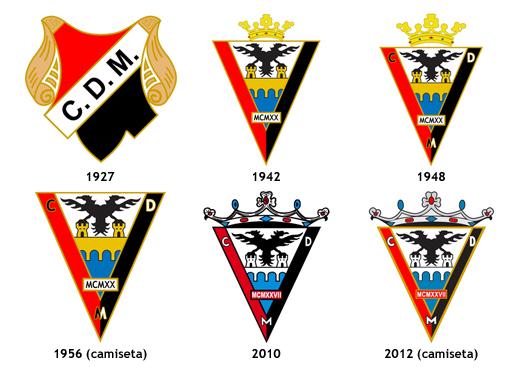 escudos CD Mirandes