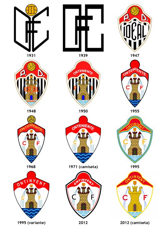 escudos Ontinyent CF