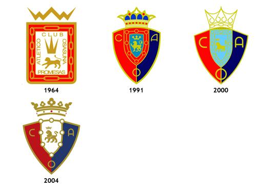 escudos Club Atletico Osasuna B